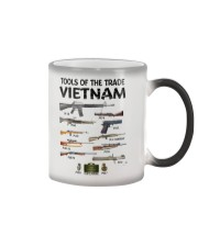 Tools of The Trade Vietnam Color Changing Mug tile