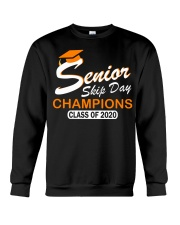 SENIOR skip day cham org Crewneck Sweatshirt tile