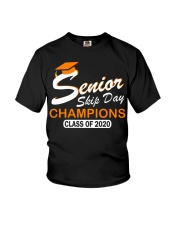 SENIOR skip day cham org Youth T-Shirt thumbnail