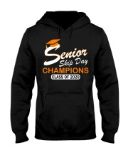 SENIOR skip day cham org Hooded Sweatshirt thumbnail