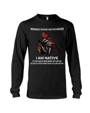 Pround Native American Long Sleeve Tee thumbnail