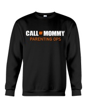 Call of Mommy parenting ops Crewneck Sweatshirt thumbnail