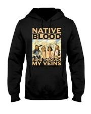 Native Blood Hooded Sweatshirt thumbnail