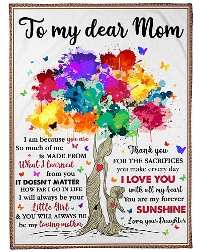 To my Dear Mom