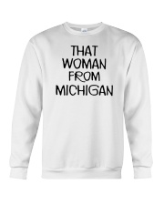 That woman from michigan Crewneck Sweatshirt thumbnail