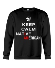 I am Native American Crewneck Sweatshirt thumbnail