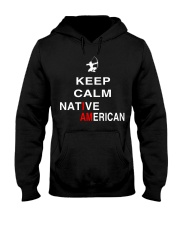 I am Native American Hooded Sweatshirt thumbnail