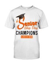 Senior skip day cham  Classic T-Shirt front