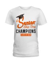Senior skip day cham  Ladies T-Shirt thumbnail