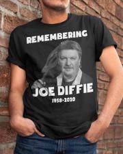 Remembering Joe Diffie Classic T-Shirt apparel-classic-tshirt-lifestyle-26