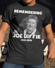 Remembering Joe Diffie Classic T-Shirt apparel-classic-tshirt-lifestyle-28
