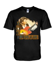 Remembering Joe Diffie V-Neck T-Shirt thumbnail