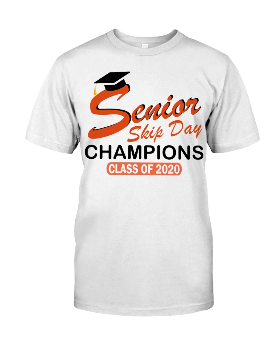 Senior skip day cham  Classic T-Shirt