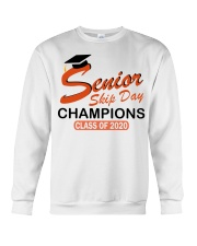 Senior skip day cham  Crewneck Sweatshirt thumbnail