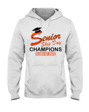 Senior skip day cham  Hooded Sweatshirt thumbnail