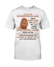 To DIL Thanks For Not Selling My Son To The Circus Classic T-Shirt thumbnail