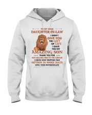 To DIL Thanks For Not Selling My Son To The Circus Hooded Sweatshirt thumbnail