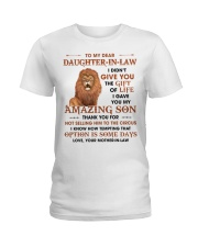 To DIL Thanks For Not Selling My Son To The Circus Ladies T-Shirt thumbnail