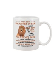 To DIL Thanks For Not Selling My Son To The Circus Mug front