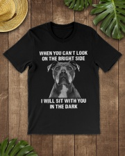 I Will Sit With You In The Dark Classic T-Shirt lifestyle-mens-crewneck-front-18