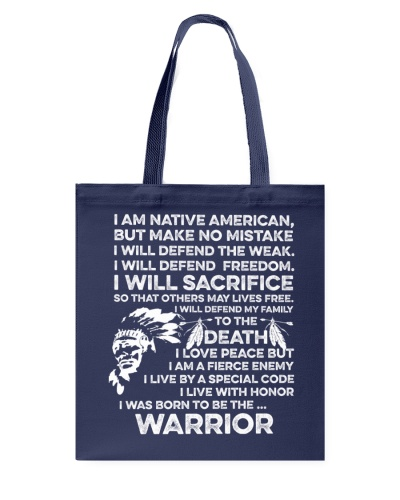 Pround Native American