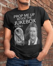 Remembering Joe Diffie Classic T-Shirt apparel-classic-tshirt-lifestyle-26