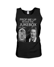 Remembering Joe Diffie Unisex Tank thumbnail