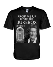 Remembering Joe Diffie V-Neck T-Shirt thumbnail