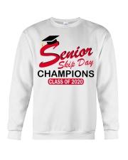Senior skip day cham red Crewneck Sweatshirt thumbnail
