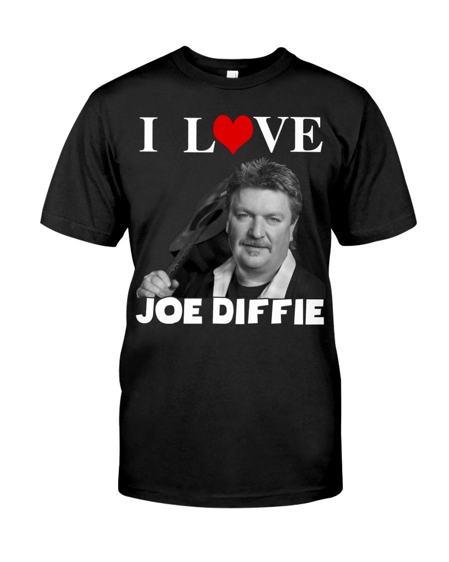 Remembering Joe Diffie Classic T-Shirt
