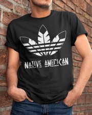 Native American  Classic T-Shirt apparel-classic-tshirt-lifestyle-26