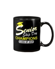 SENIOR skip day cham Yellow Mug thumbnail