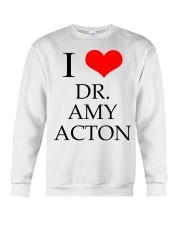 I Love Dr Amy ACton Crewneck Sweatshirt thumbnail
