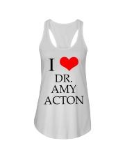 I Love Dr Amy ACton Ladies Flowy Tank thumbnail