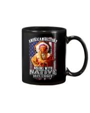 Native history Mug thumbnail