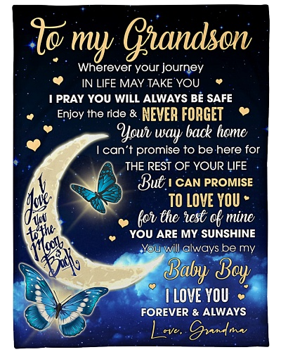 To my GrandSon Wherever your journey in life