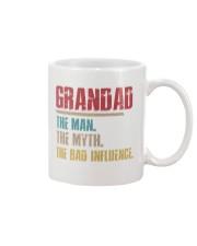 Grandad The Man The Myth The Bad Influence Mug thumbnail