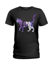 Love Cats Ladies T-Shirt thumbnail