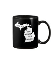 That woman from michigan Mug thumbnail