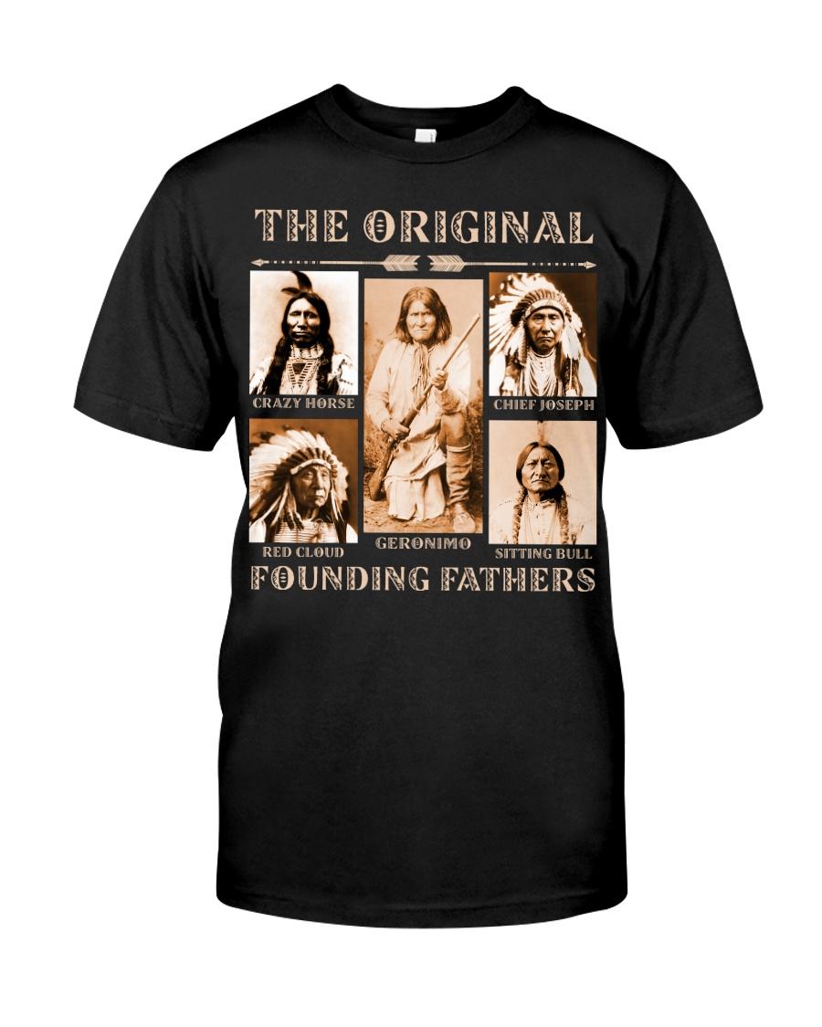 The Original Fouding Father  Classic T-Shirt