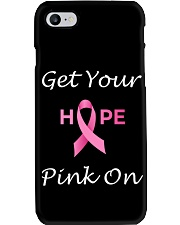 Get Your Pink On Phone Case thumbnail