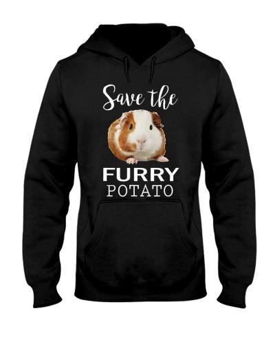 Guinea Pig Save The Furry Potato