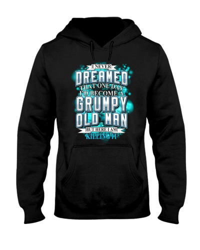Father I'd Become A Grumpy Old Man