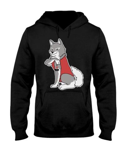 Wolf I Love Mom