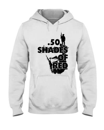 Veteran 50 Shades Of Red