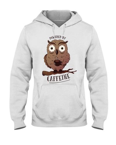 Owl Powered By Caffeine