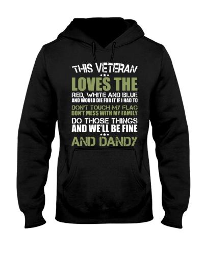 Veteran This Veteran Loves The And Dandy Veteran
