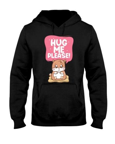 Guinea Pig Hug Me Please With Cute Guinea