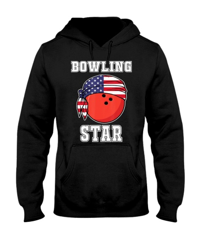 Bowling Star Jersey Sports Gift