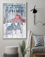 Horse It Is Been A Good Day 24x36 Poster lifestyle-poster-1
